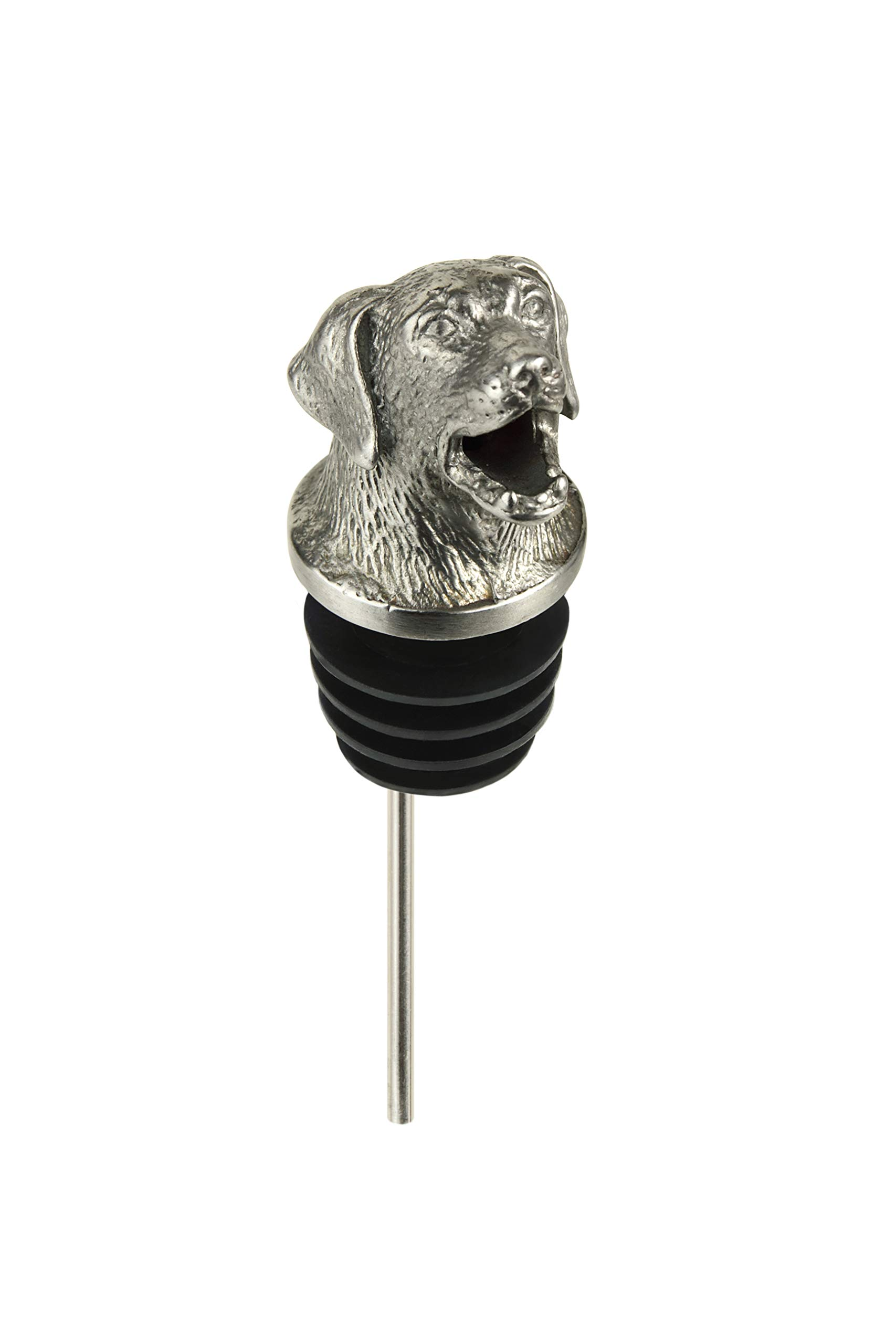 Stainless Steel Wine Aerator (Labrador Dog)