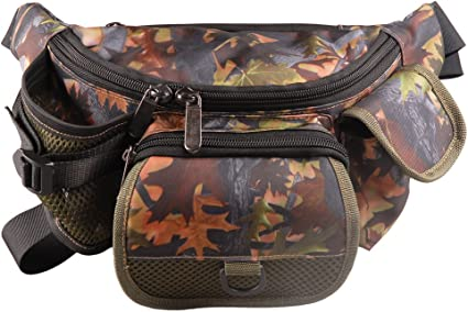 Fitness Handbag Bags Running Camouflage Anti-theft Pocket Fanny pack Adjustable