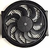 "Pro-comp 14"" Inch Electric Cooling Automotive"