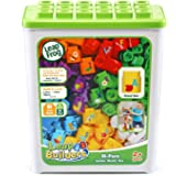 LeapFrog LeapBuilders Jumbo Blocks Box, 81-Piece