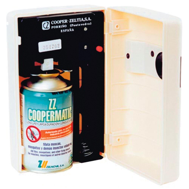 Difusor de aerosol insecticida Coopermatic