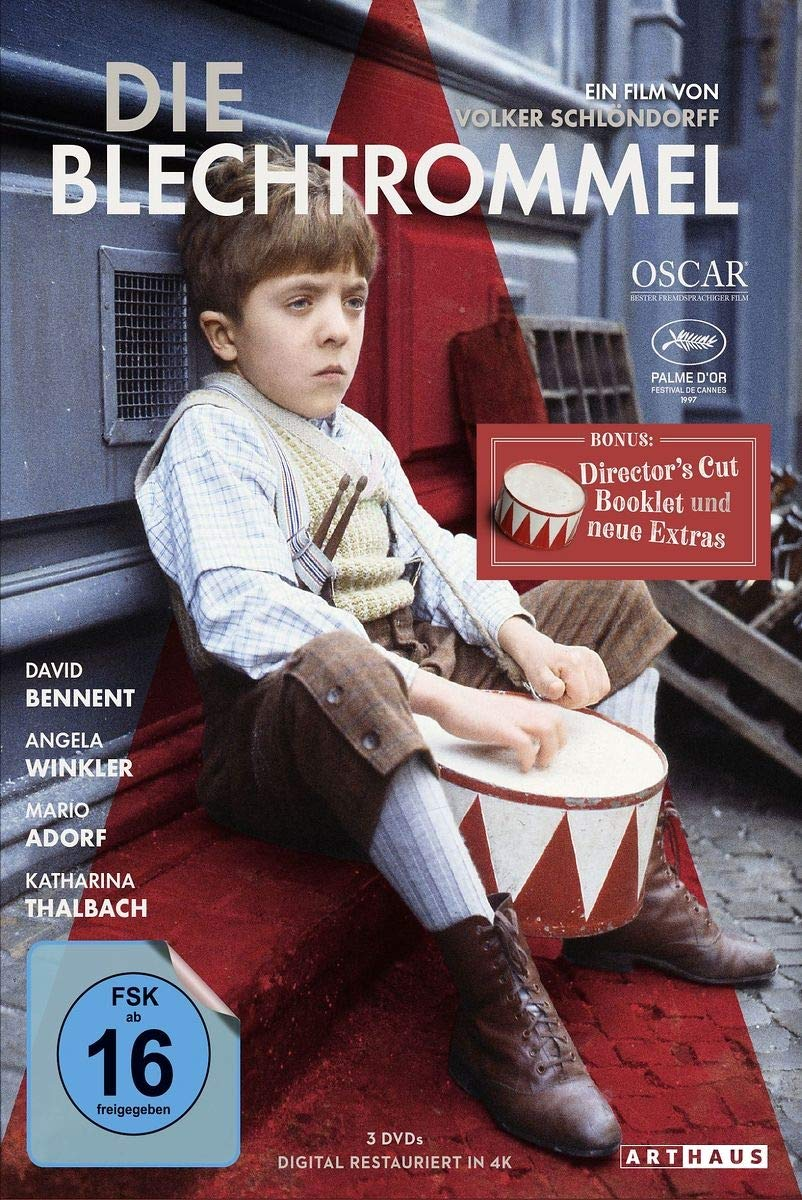 Die Blechtrommel - Collector's Edition - Digital Remastered [3 DVDs] [Alemania]