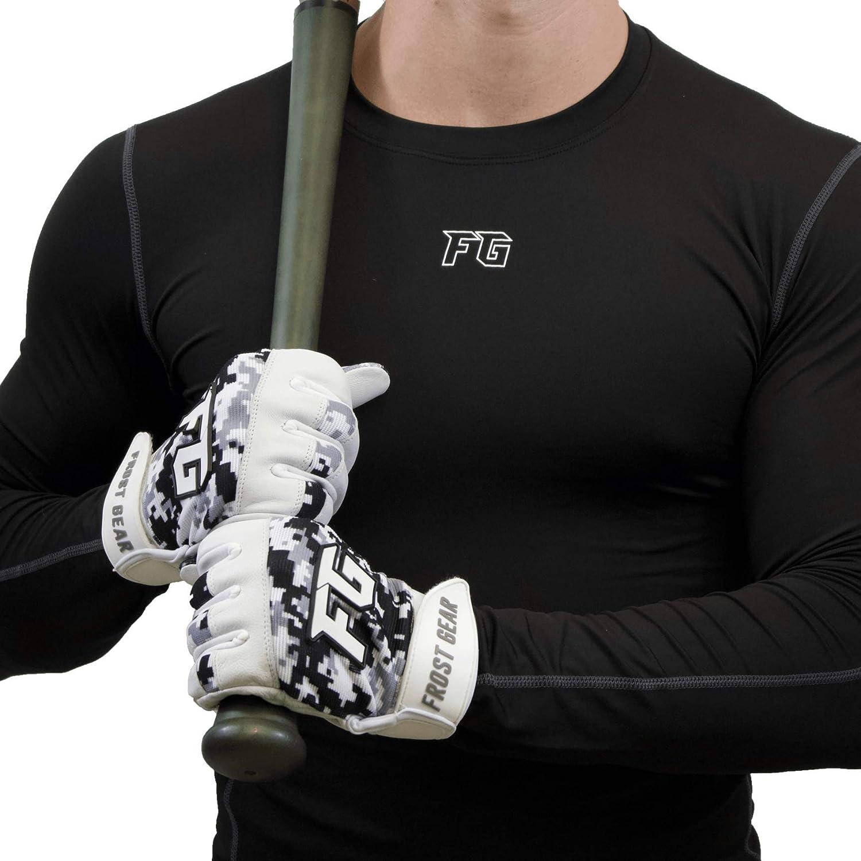 Frost Large Glove フリース保温バッティンググローブ Large ホワイト ホワイト B07GYZW92T B07GYZW92T, 【期間限定】:92235c7e --- cgt-tbc.fr