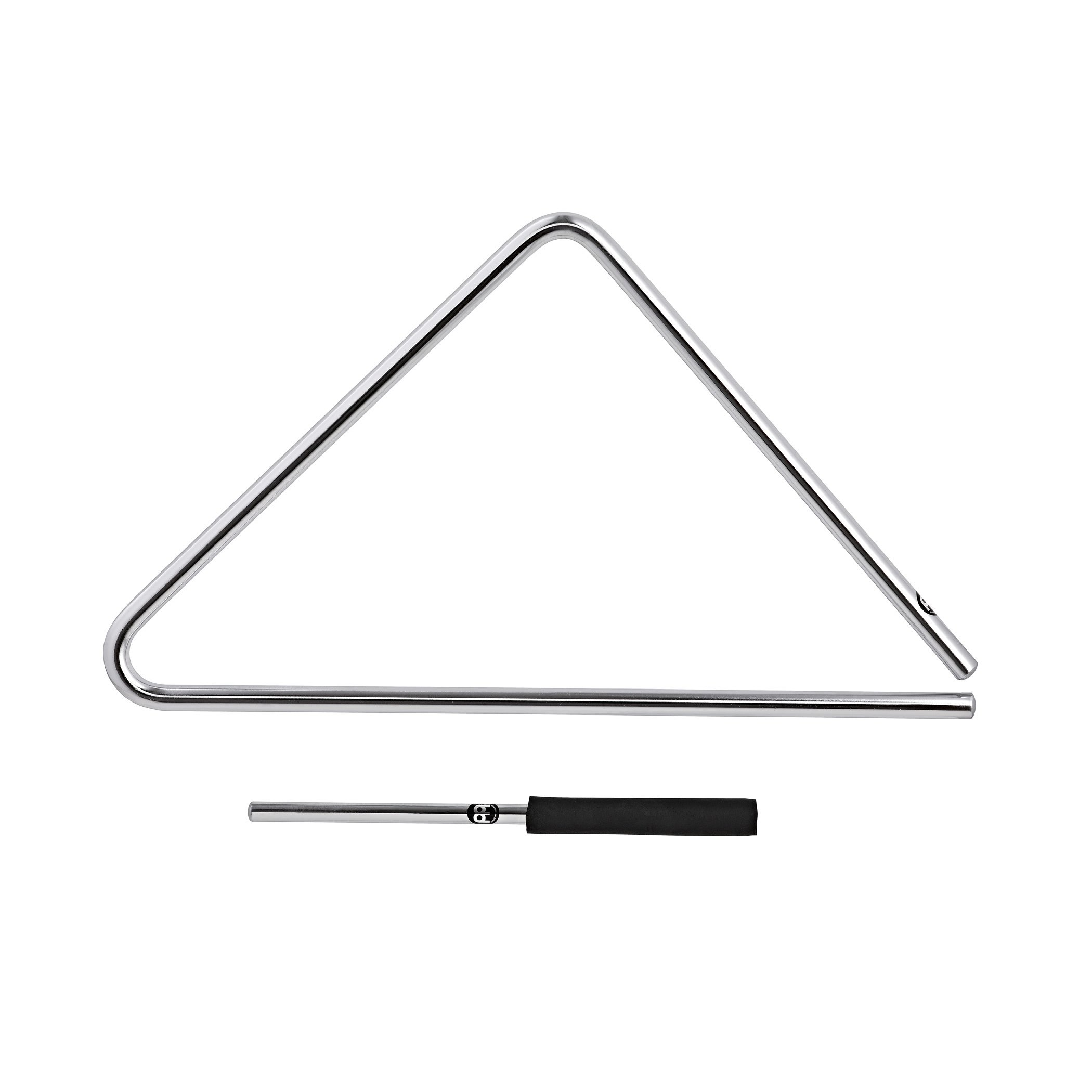 Meinl Percussion STRI40 15 3/4-Inch Steel Samba Triangle, Including Extra Large Beater
