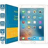PREMYO vetro temperato iPad Air 2. Pellicola vetro temperato iPad Air 2 con una durezza di 9H e bordi arrotondati da 2,5D. Pellicola in vetro iPad Air 2