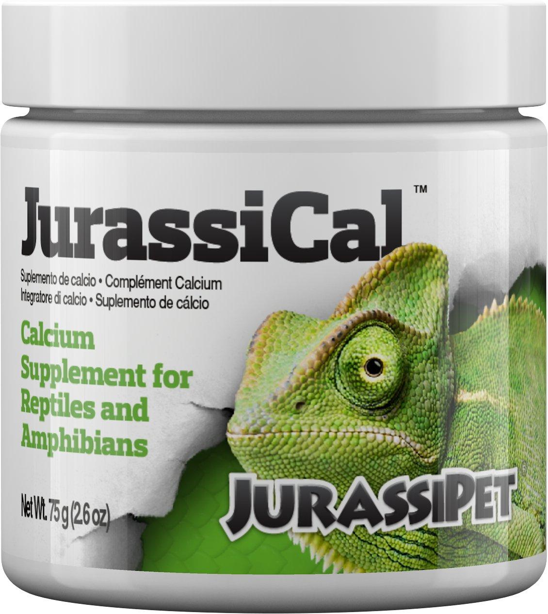 JurassiPet JurassiCal Dry Supplement, 75 g/2.6 oz Seachem Laboratories Inc. 8014