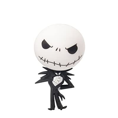 Nightmare Before Christmas Jack 3D Foam Magnet: Toys & Games