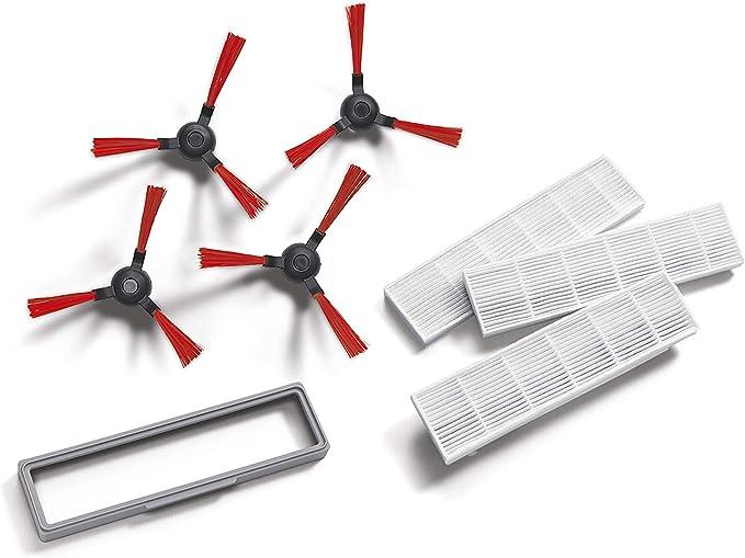 Plastique Anthracite 0 23watts 11volts Vileda 158316 VR 100 Robot aspirateur