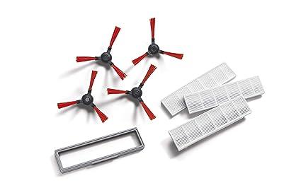 Vileda 160885 - Kit de Recambio de cepillos Laterales y filtros para ...