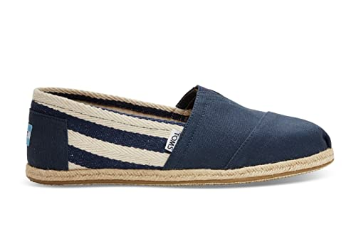TOMS UNIVERSITY ROPE MENS II 212 UNIVERSITY NAVY