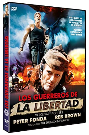 Los Guerreros de la Libertad Mercenary Fighters 1988 DVD ...