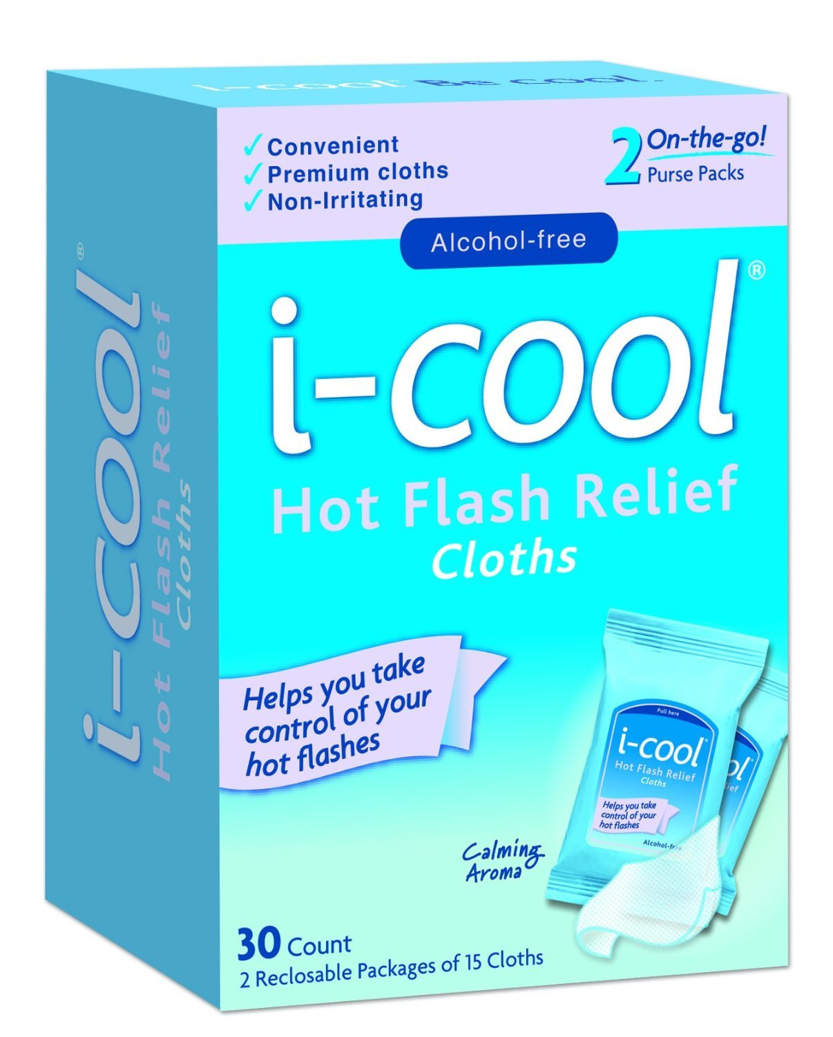 i-cool for Menopause 2-Pack