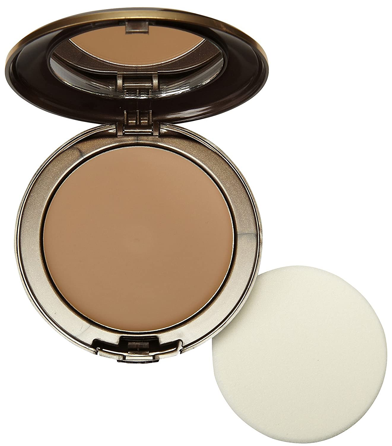 Revlon New Complexion One-Step Compact Makeup, Natural Tan [10] 0.35 oz (Pack of 5)