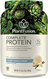 PlantFusion Complete Plant Based Pea Protein Powder, Non-GMO, Vegan, Dairy Free, Gluten Free, Soy Free, Allergy Free w…