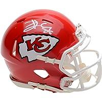 $169 » Travis Kelce Kansas City Chiefs Signed Autograph Mini Helmet JSA Certified