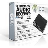 Bluetooth Music Receiver Audio-Adapter - Tragbare drahtlose Dongle für Heim-Audio-Streaming ist Ihre Dockingstation / Lautsprecher - Bluetooth 4.1 & aptX Aktiviert