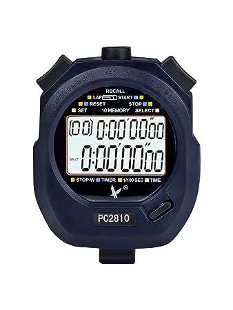 Multifunktions Handheld Professionelle Stoppuhr Sport Timer Digitalanzeige Timer Stoppuhr Zähler Armbanduhr Werkzeuge