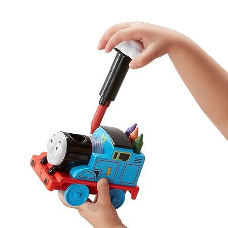 Fisher-Price Mi Primera Thomas el baño de creyones de Tren de Thomas: Amazon.es: Juguetes y juegos