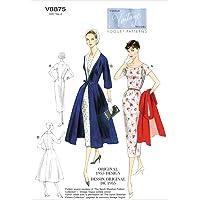Vogue Patterns V8875 - Patrones de Costura