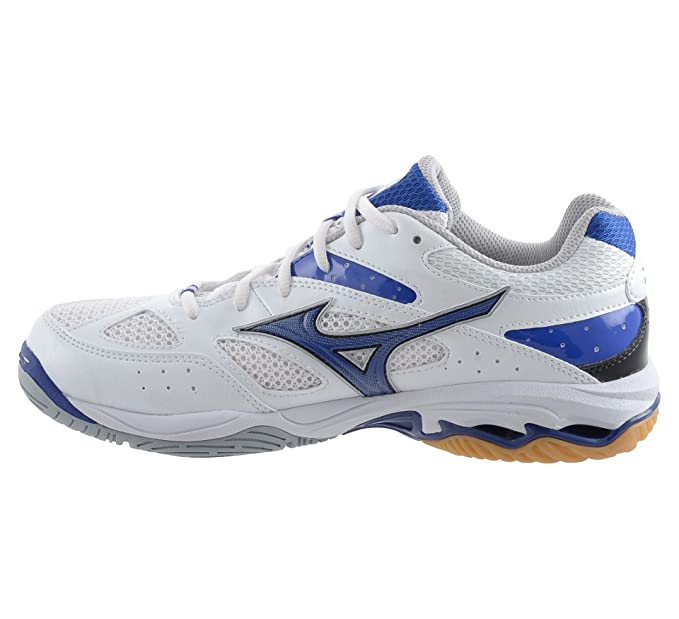 sale retailer d40d8 ad263 Mizuno Wave Spike 14 Volleyballshoes Men  Amazon.co.uk  Sports   Outdoors