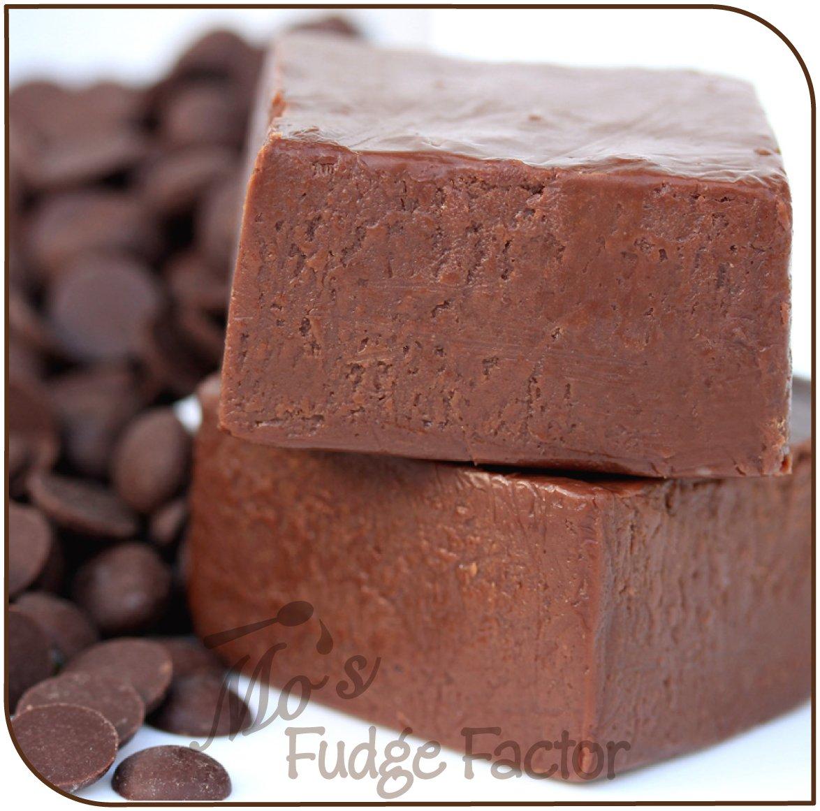 Mo's Fudge Factor, Chocolate Fudge 2 pounds