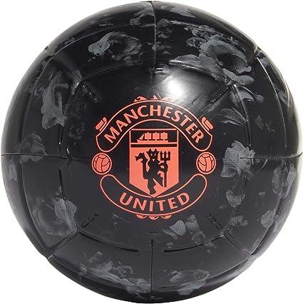 adidas MUFC Cpt Balón Fútbol Hombre: Amazon.es: Deportes y aire libre
