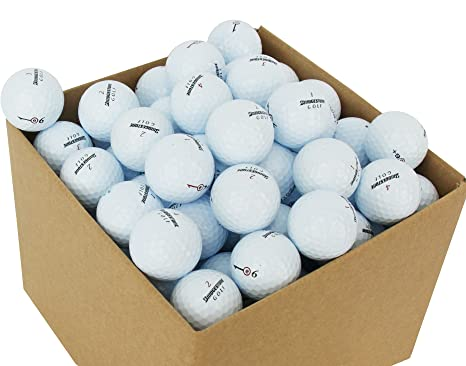 35fad6d138beb Second Chance Bridgestone - Lote de 100 pelotas de golf (grado A ...