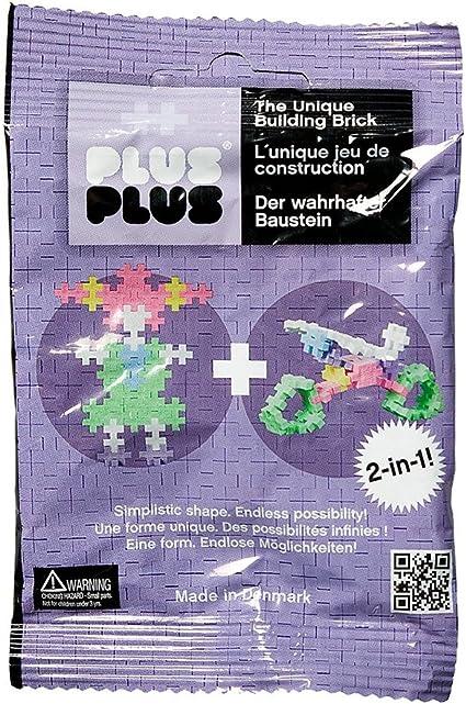 Plus-Plus Tube Mini Basic Mix 100 Bausteine