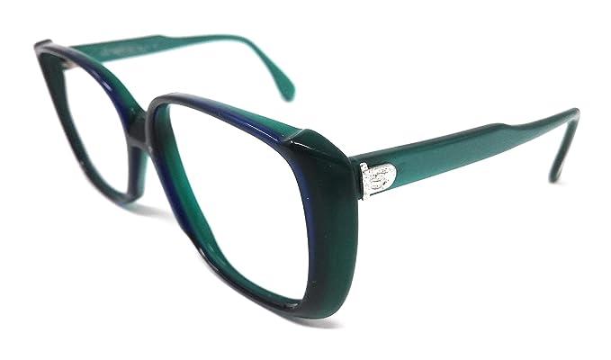 4c97d0ca65 Silhouette - Montura de gafas - para mujer Verde E Blu 52: Amazon.es: Ropa y  accesorios