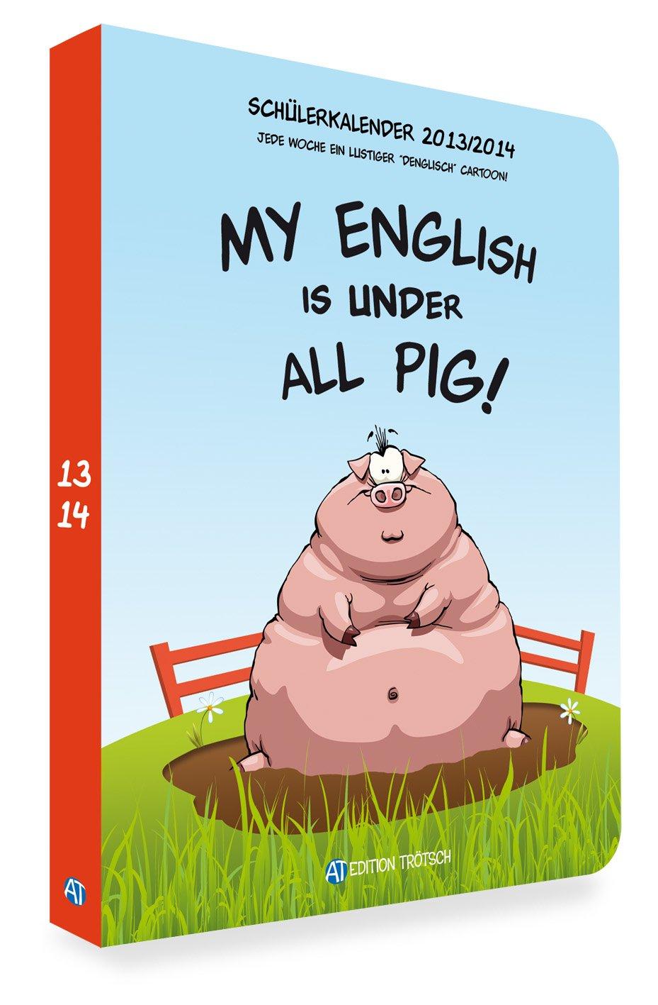 Schülerkalender Specials - My English 13/14