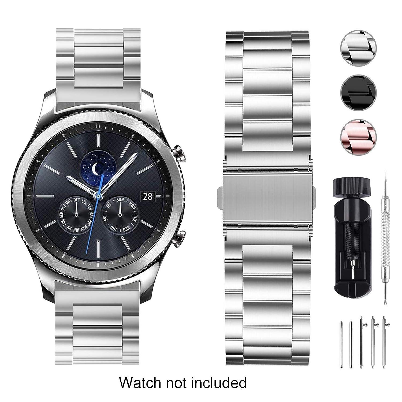 Fullmosa - Correa para Reloj Huawei Samsung Gear S2 Classic Gear ...