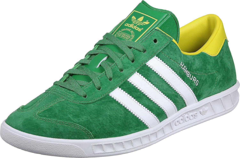 best website 2aa64 2b4fe Hamburg Zapatos Verde FTWR Blanco EQT Amarillo 2018 Adidas Originals  Originals Adidas 3b0bde