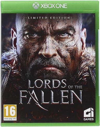 City Interactive Lords of the Fallen Limited Edition, Xbox One Básico Xbox One Inglés vídeo - Juego (Xbox One, Xbox One, RPG (juego de rol), M (Maduro)): Amazon.es: Videojuegos