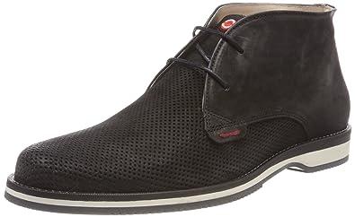 Mens Carl 2 Chukka Boots, Olive Nobrand