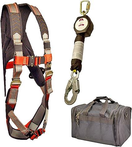 Madaco Safety Products C-Tb-205ap-66 - Arnés de Seguridad Interior ...