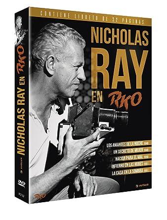 Pack Nicholas Ray En RKO [DVD]: Amazon.es: Cathy ODonnell ...
