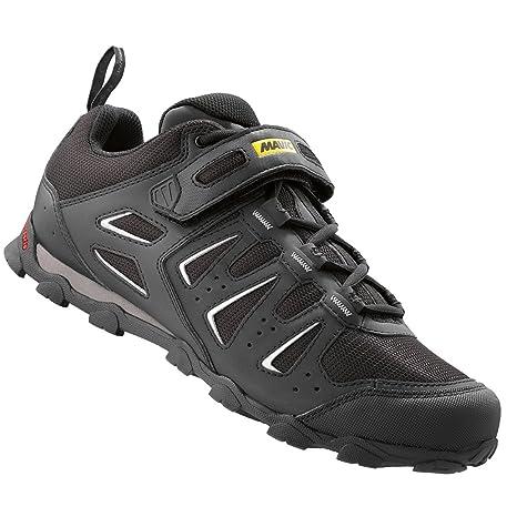 Mavic Crossride Elite scarpe, unisex, L377939009.5, Nero , taglia 9,5