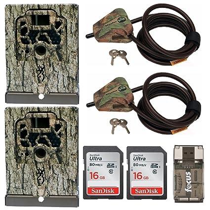 Amazon.com: Browning Trail cámaras caja de seguridad (2) + ...