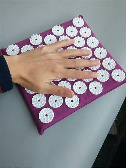 Amazon.com: Cojín de masaje CHOUHOC con diseño de espiga ...