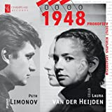 1948 Russian Works [Laura van der Heijden; Petr Limonov] [Champs Hill Records: CHRCD136]