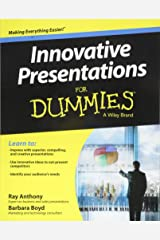 Innovative Presentations For Dummies Paperback