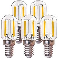 Century Light Laagspanning AC/DC 12-24V T22 E14 1W LED-gloeilamp 2700K warm wit 10 Watt equivalent kandelaar LED-lamp…