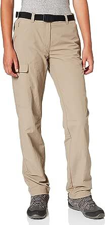Schöffel Outdoor Pants L III Pantalón sin acolchar, Mujer