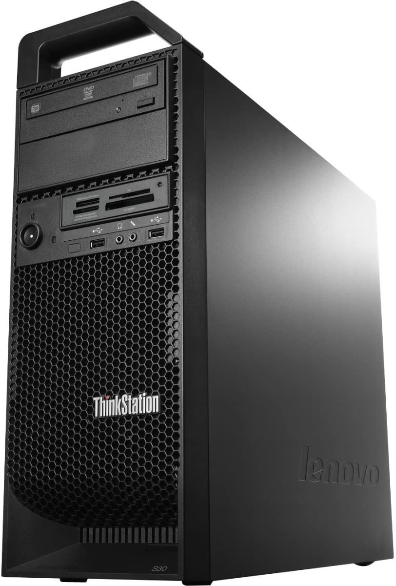 LENOVO ThinkStation S30 Intel Xeon E5-1620 v2 Processor, 3.7 GHz/1866 MHz, 10MB 4C Cache, 8 GB Memory, 1TB 3.5 SATA Hybrid HDD / 4352G9U /