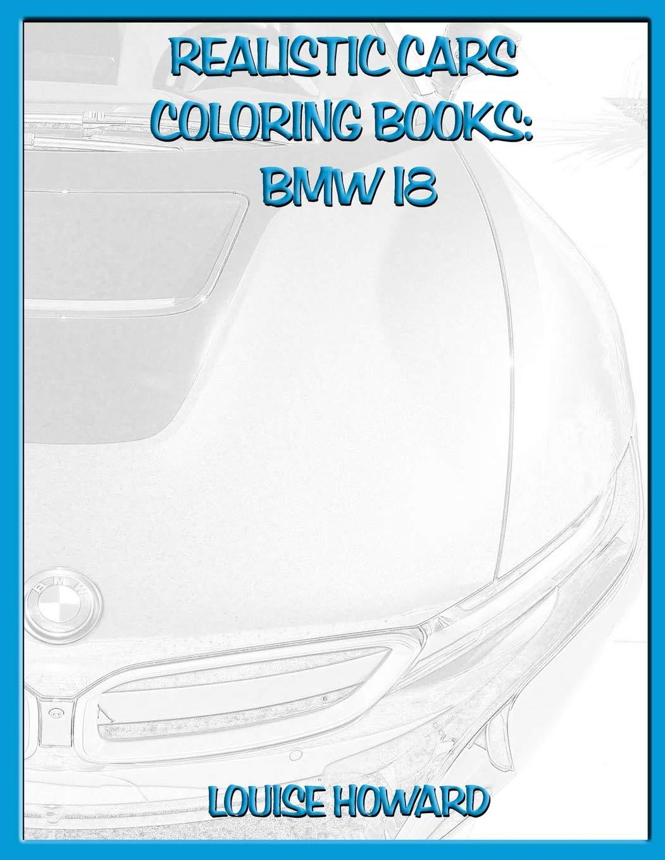 bmw i8 schablone malvorlage | Coloring and Malvorlagan | 1360x1051