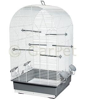 Vogelkäfig Sittichkäfig Papageien Käfig Großsittichkäfig Nymphensittich  Käfig