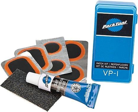 Amazon.com: Juego de parche Park Tool para vulcanizado VP-1 ...