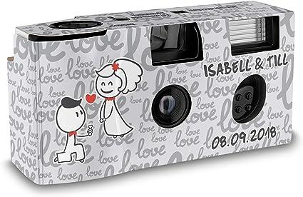Hochzeitskamera Einwegkamera Love And Proposal Mit Kamera