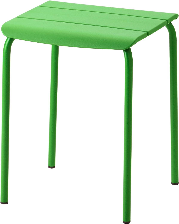 IKEA VADDO - Taburete, verde al aire libre: Amazon.es: Hogar