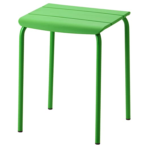 Ikea taburete väddö verde para interior y exterior: Amazon ...